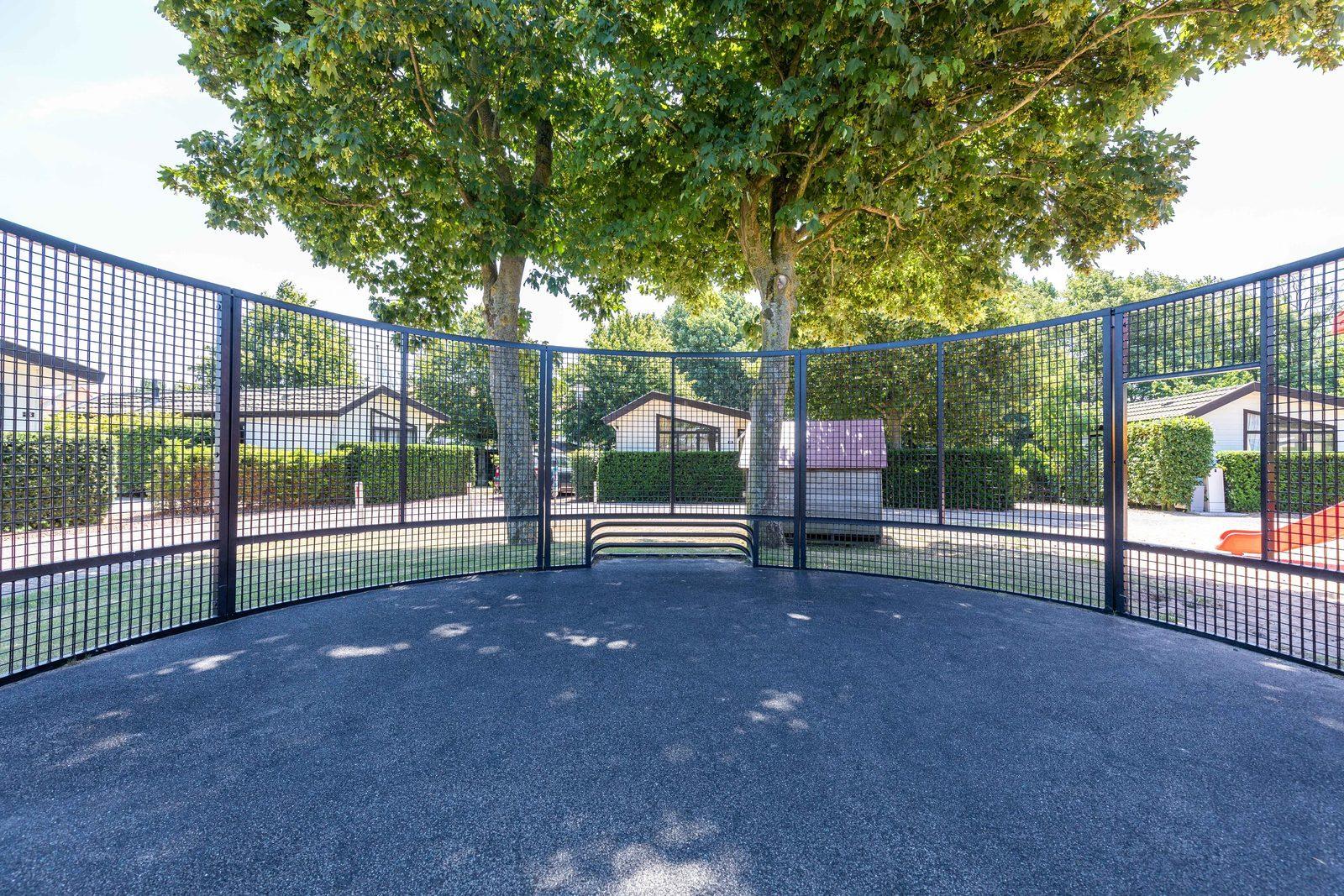 Terrain de street soccer