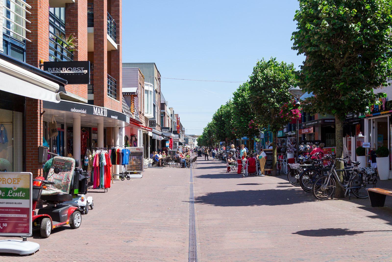 Boulevard von Noordwijk