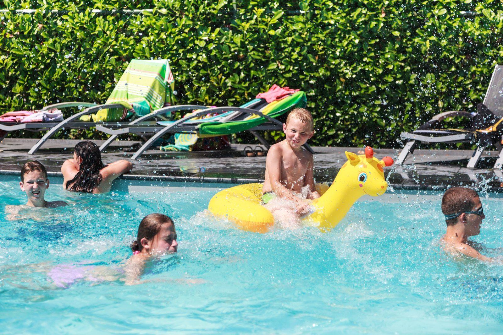 Camping aux Pays-Bas avec piscine