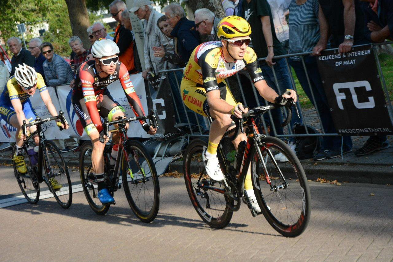 Cycling race Ardennes