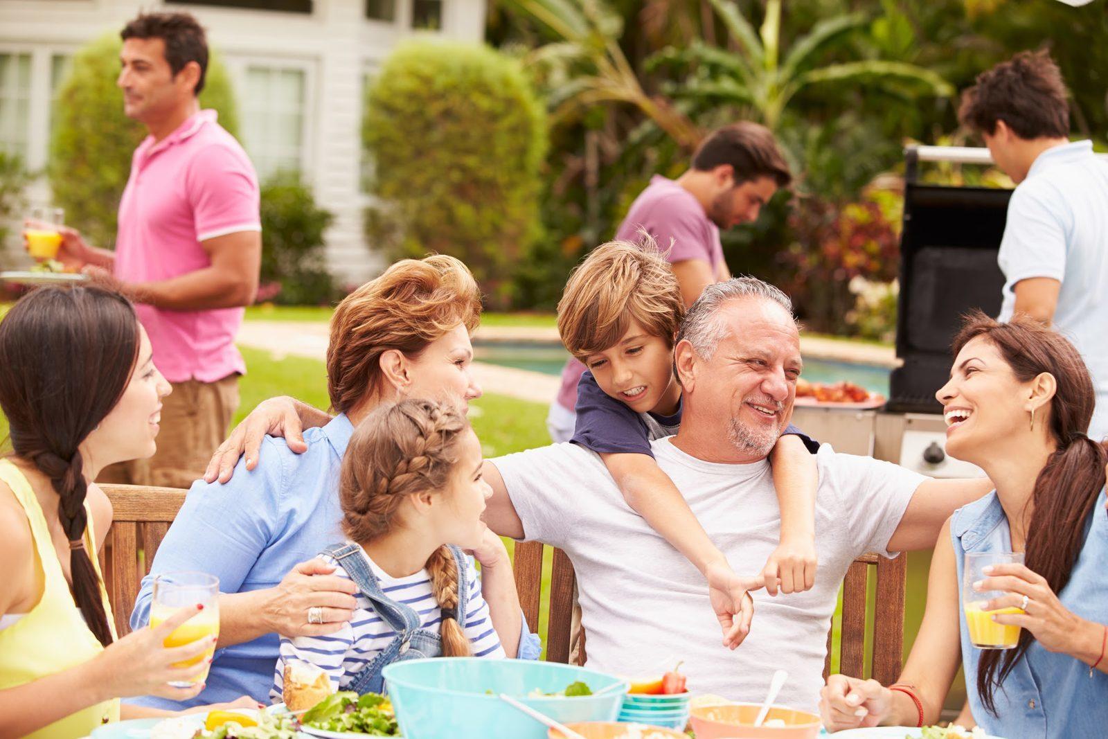 Voor families met kinderen
