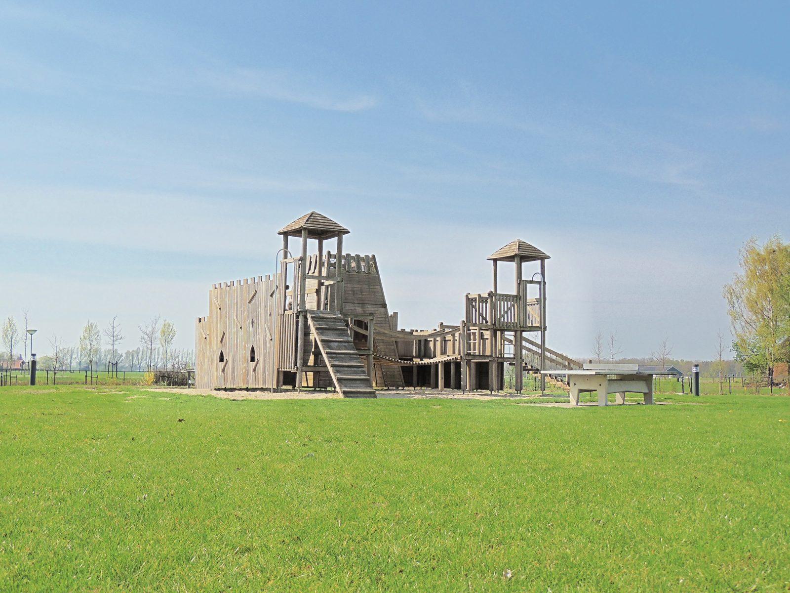 Parc en vedette : parc de loisirs de Woudhoeve
