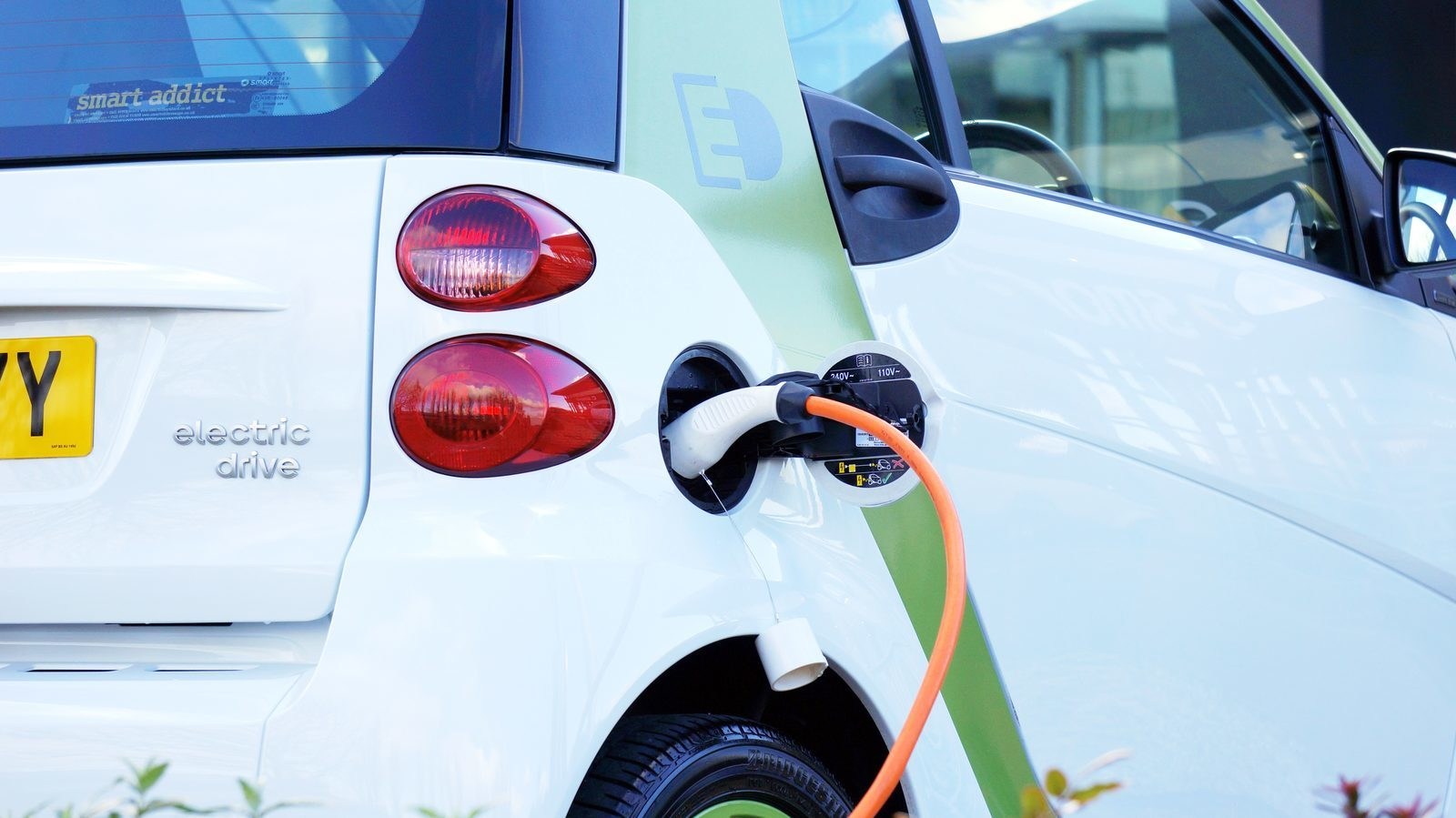 Station de recharge de voiture électrique