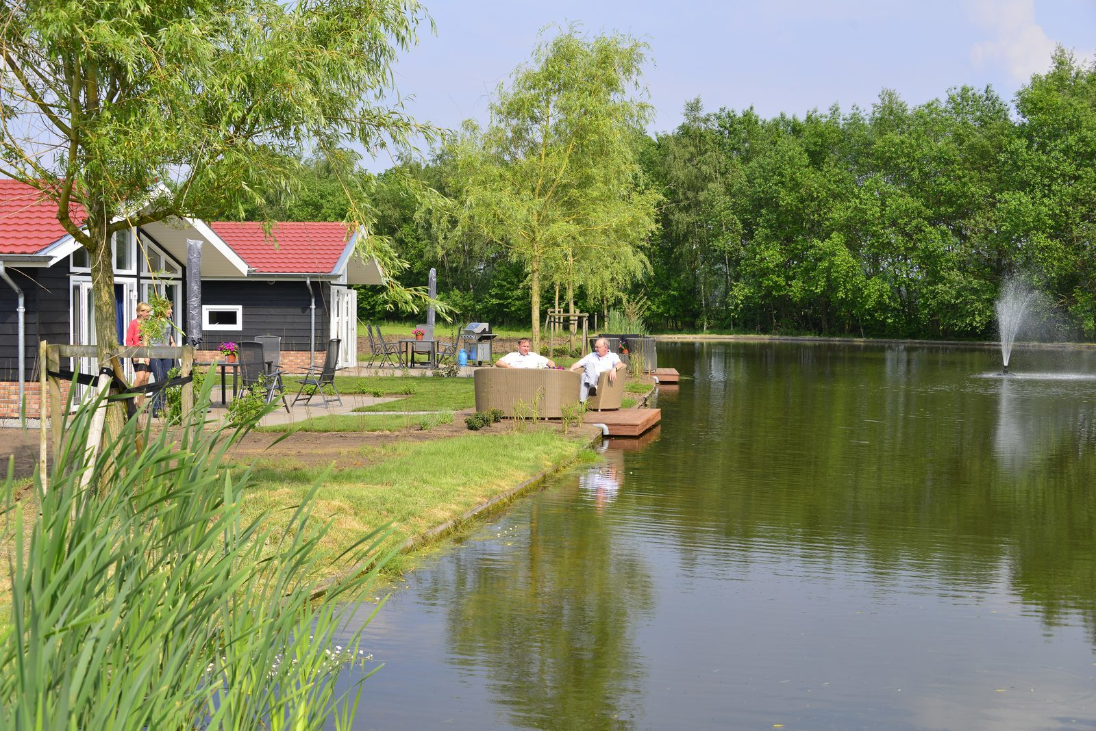 Holiday park in the Achterhoek