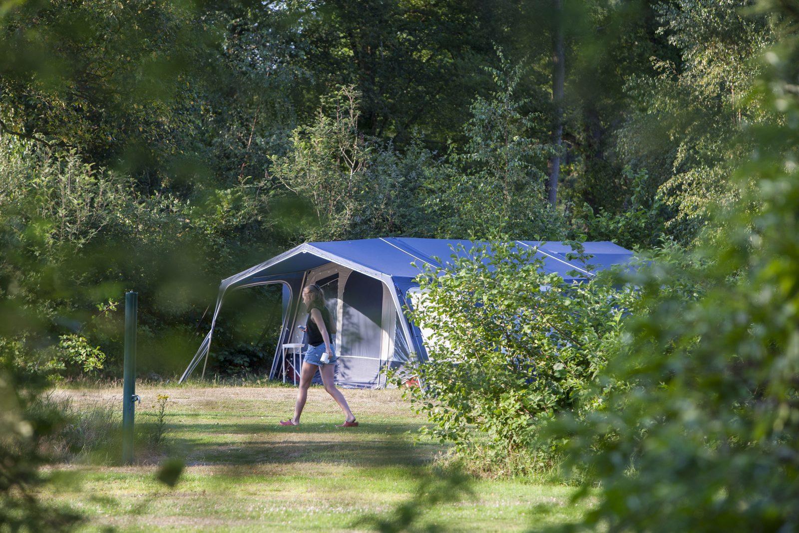4 of 6 weken kamperen in de zomervakantie!