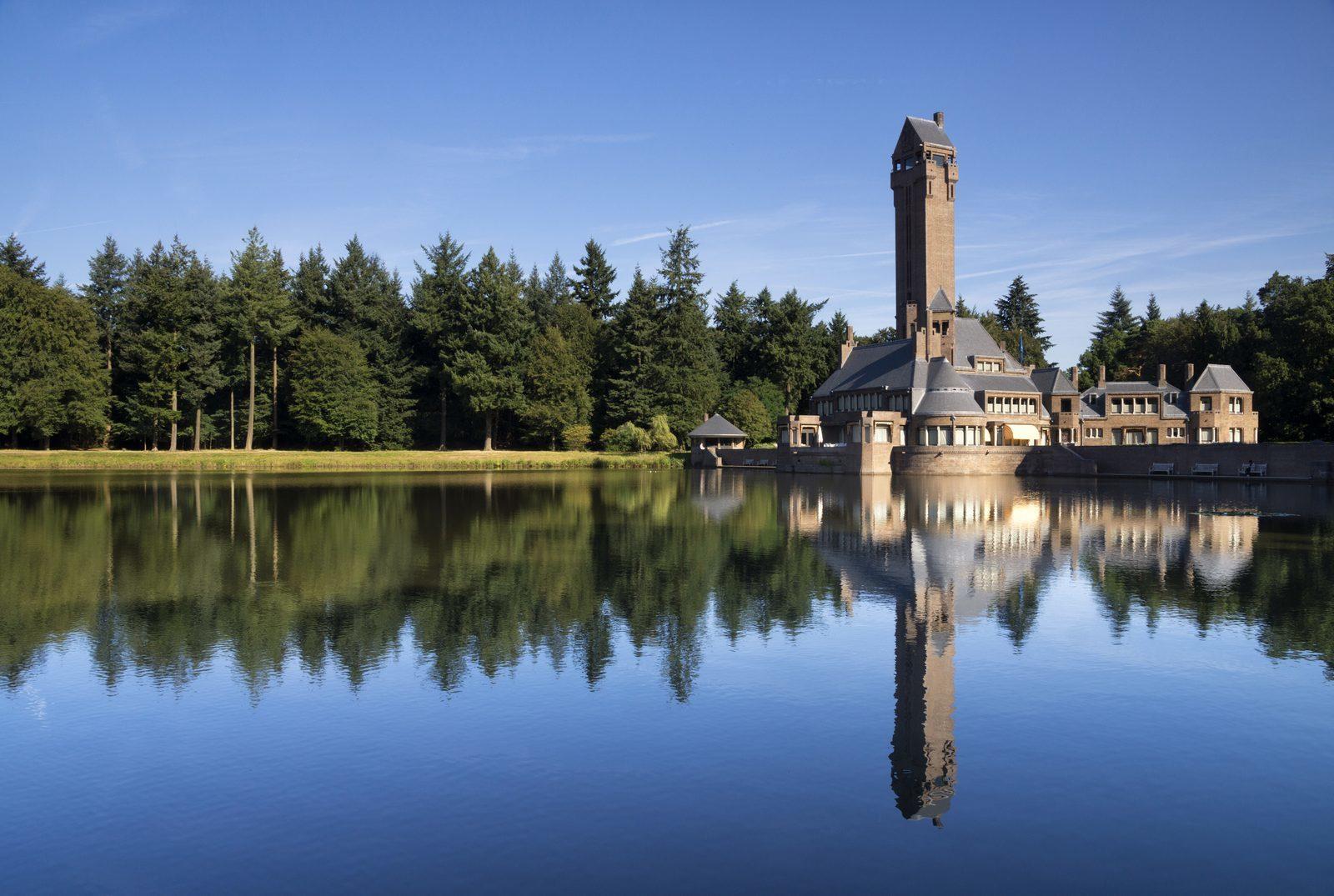 Sint Hubertus op Het Nationale Park De Hoge Veluwe