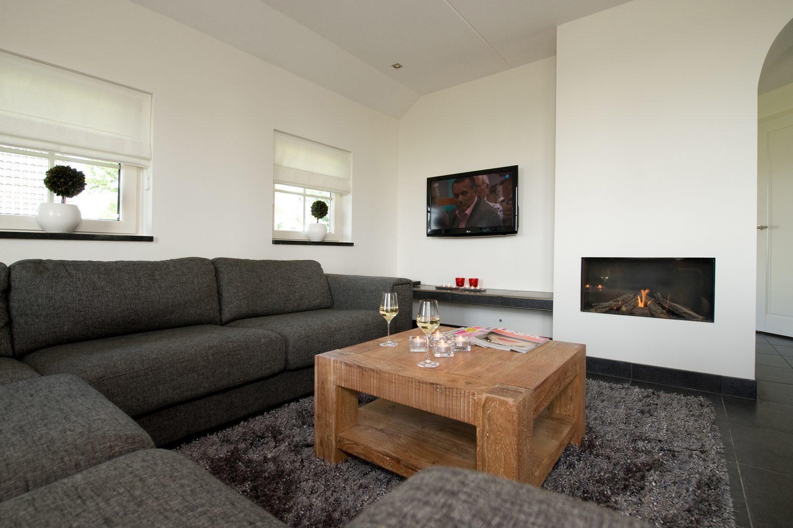 Ruime living in villa 78 op Hof van Salland