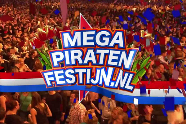 Mega Piraten Festijn 2019
