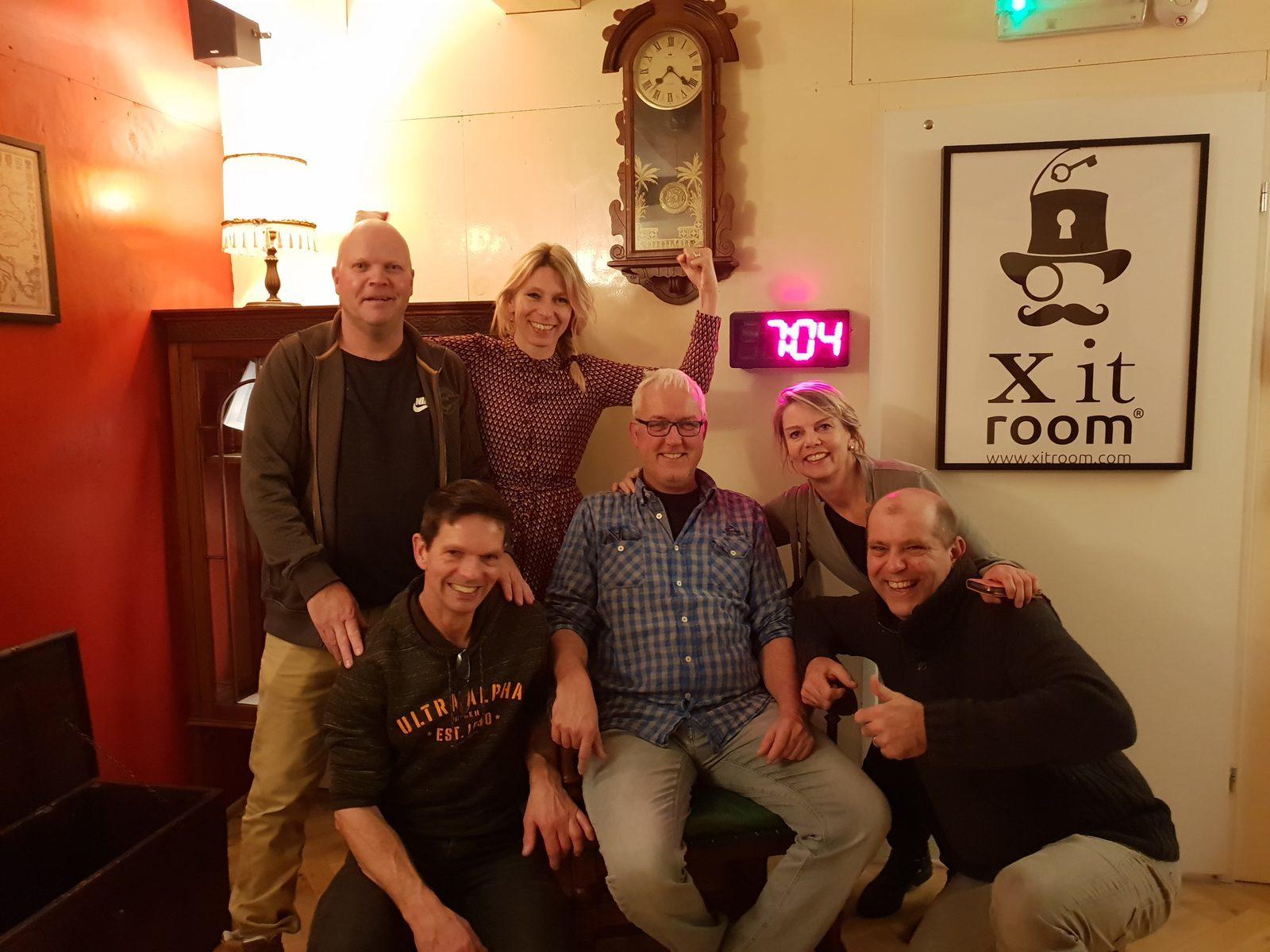 Escaperoom, Leiden