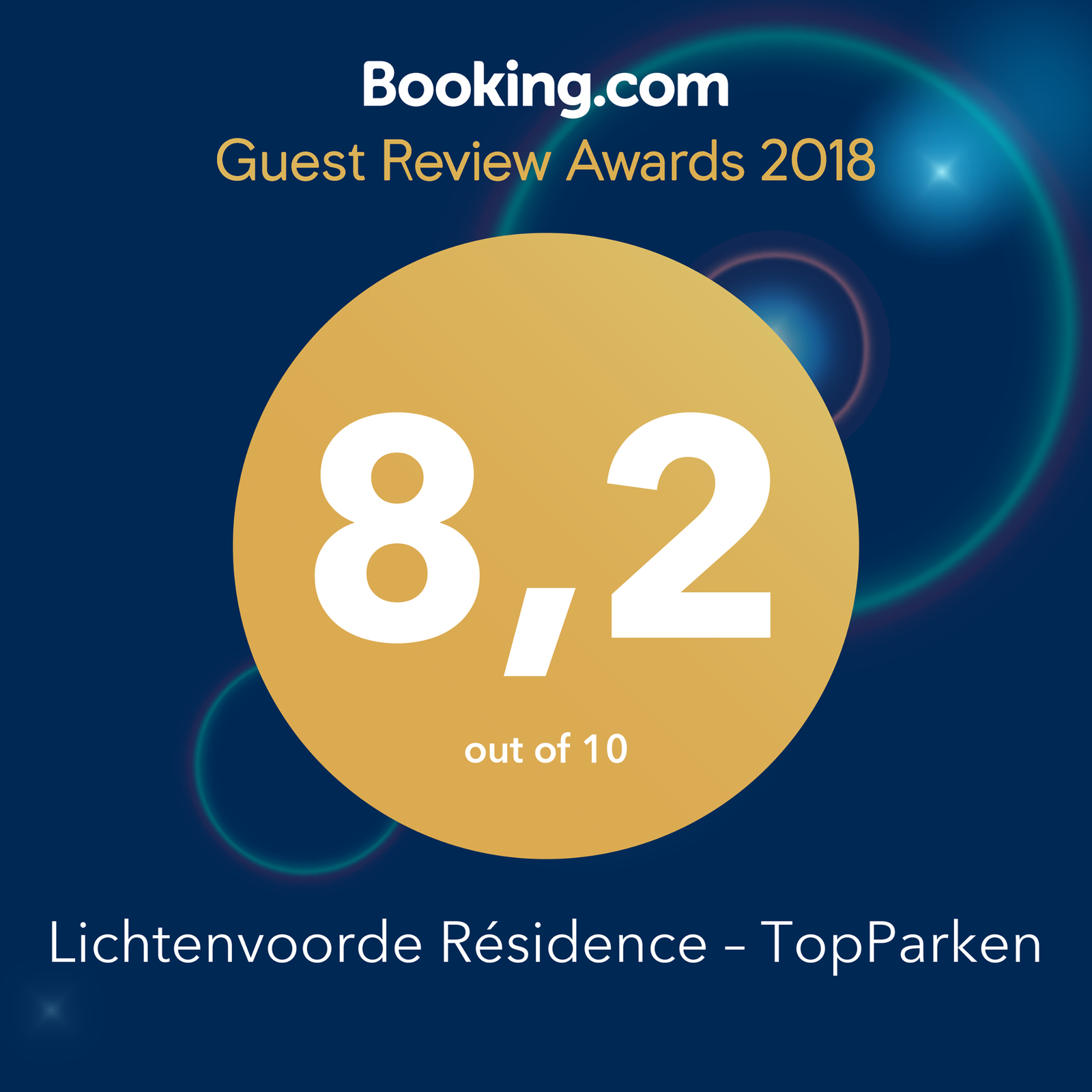 Guest Review Award Residence Lichtenvoorde