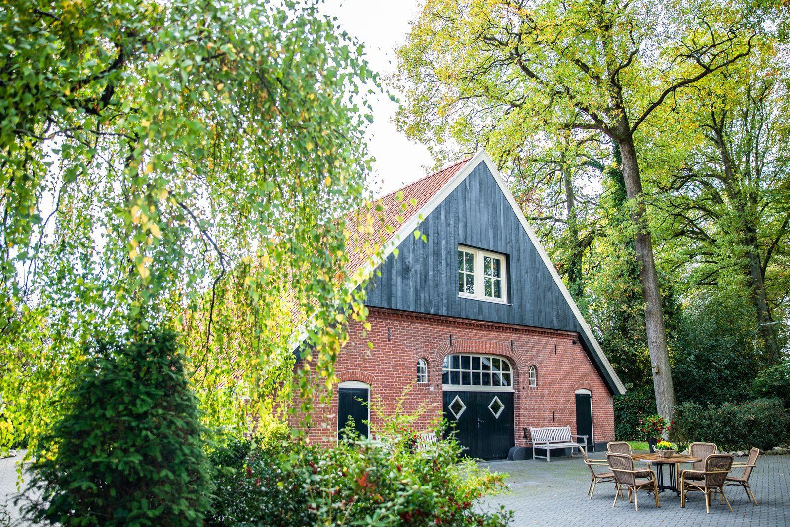 Kampeerboerderij | www.borghuis.nl