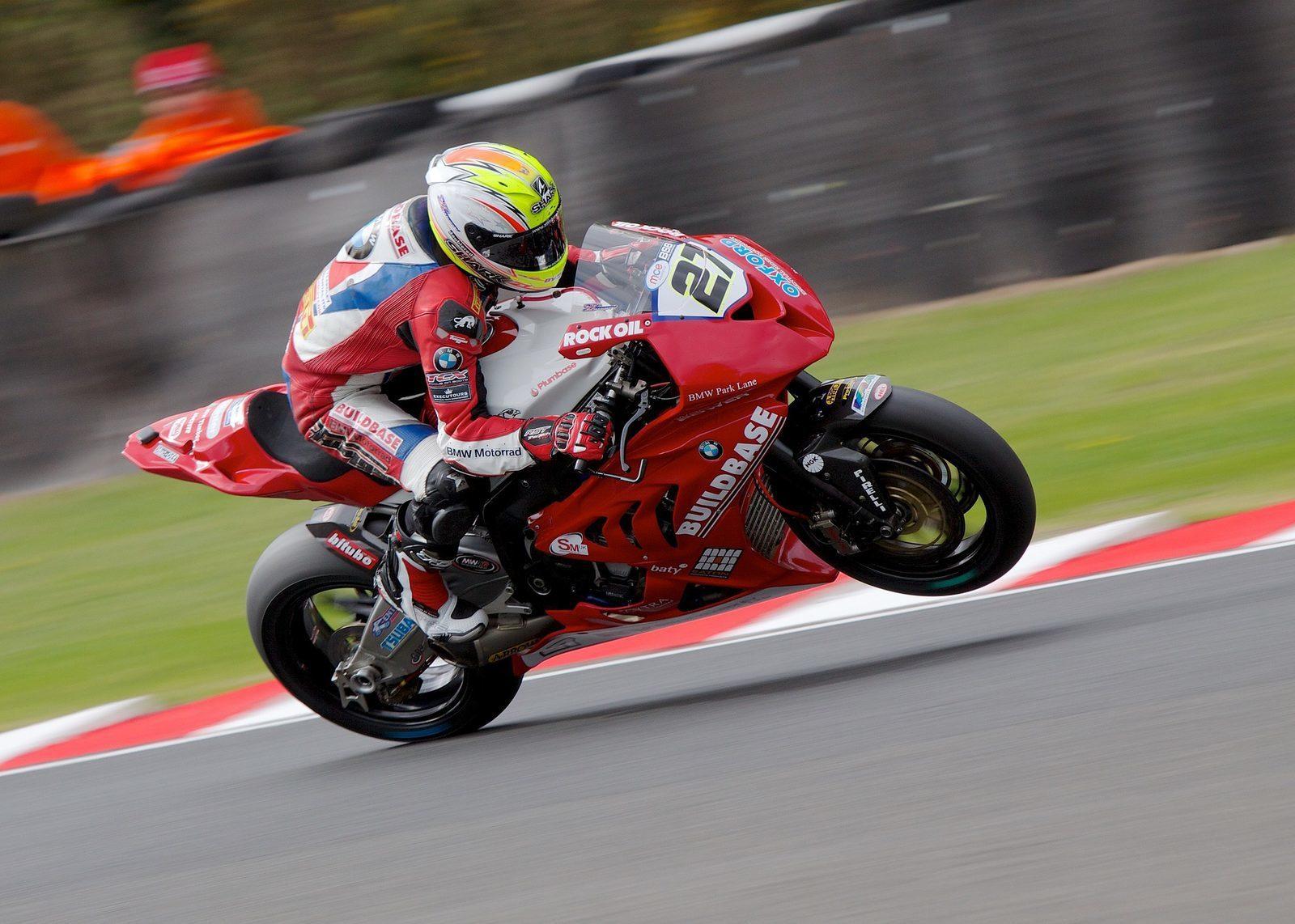 Britisch superbike TT circuit Assen