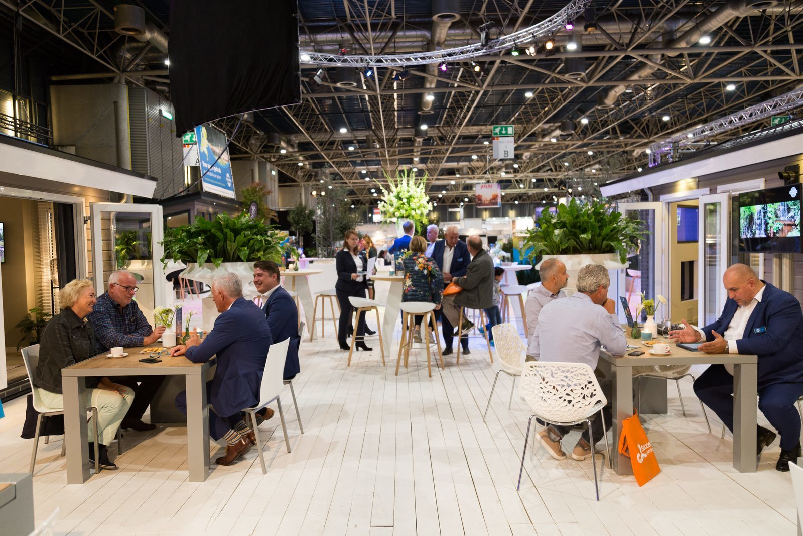 Visit TopParken at the Second Home Expo
