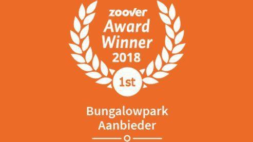TopParken wins Zoover Award!