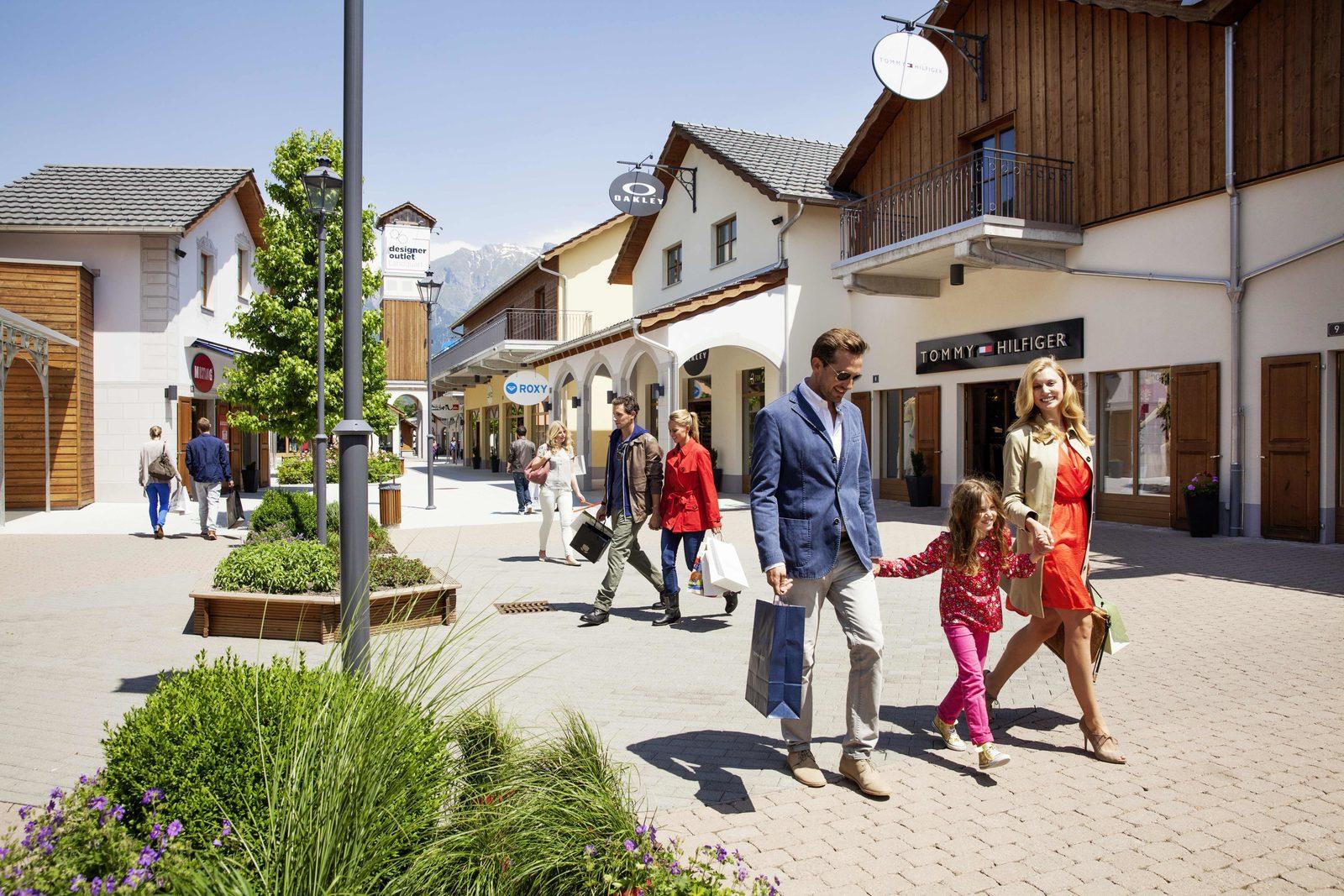 Lunzern Einkaufszentrum