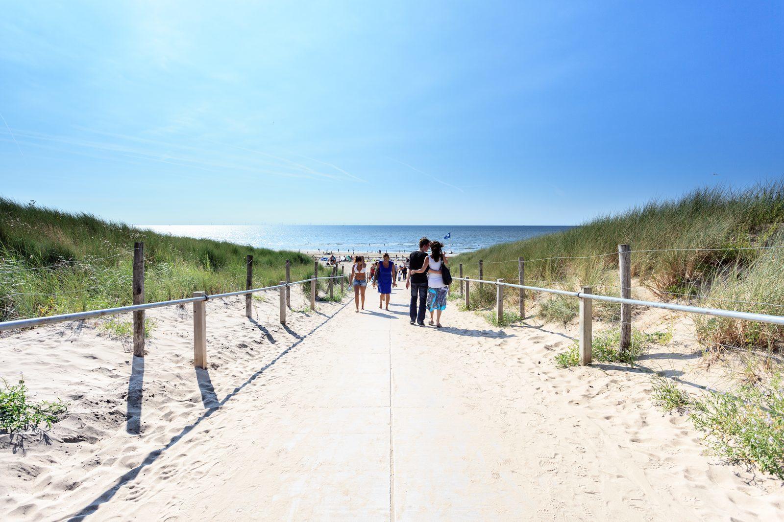 Holiday parks at the coast