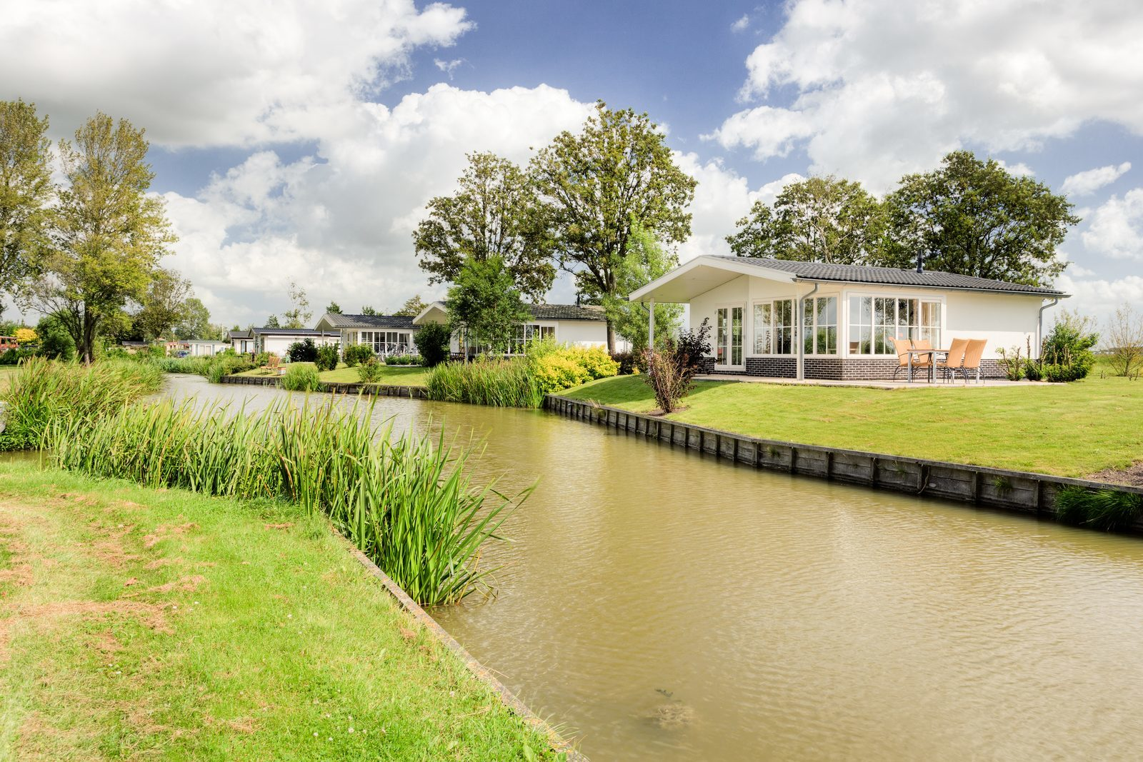 Vakantiewoning kopen aan het IJsselmeer