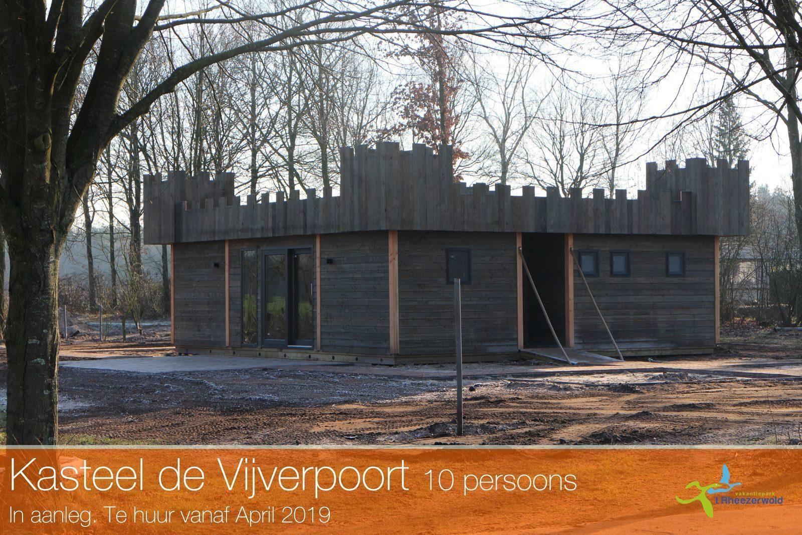 Vakantiehuis Overijssel 10 personen