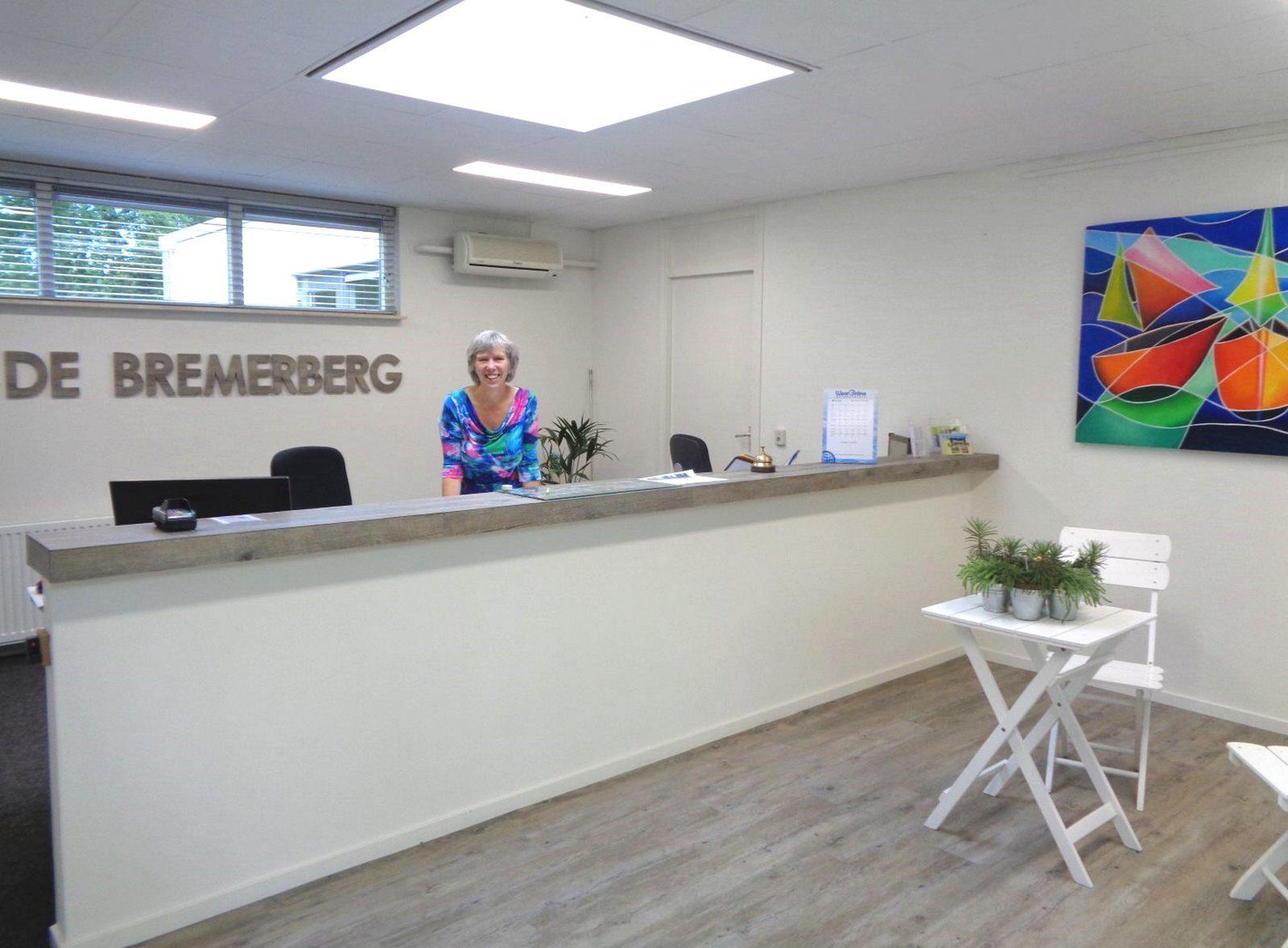 Receptie  | De Bremerberg