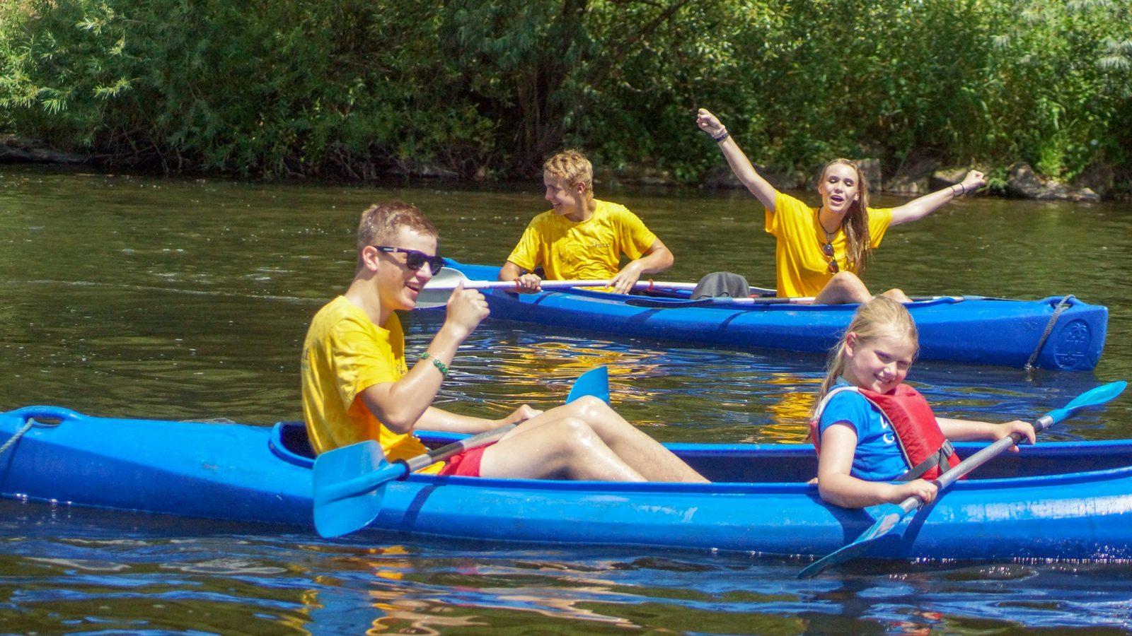 Canoeing Walsdorf