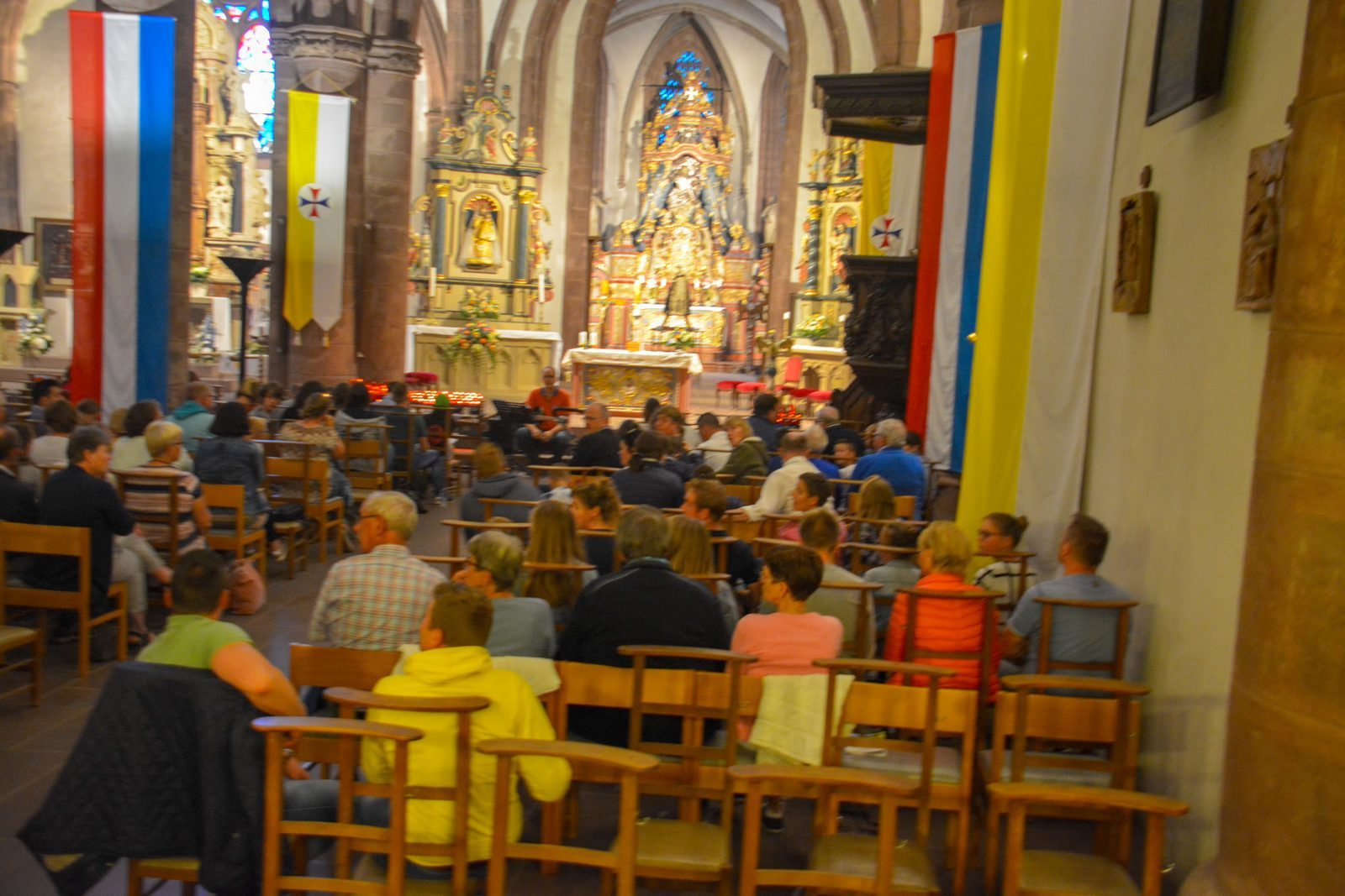 Kerkdienst Walsdorf