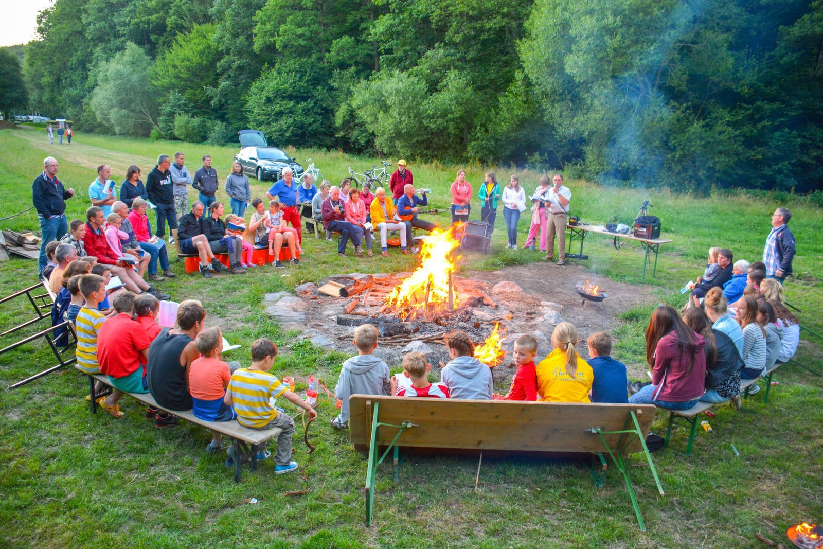 Christelijke identiteit Beter Uit vakantiepark Walsdorf