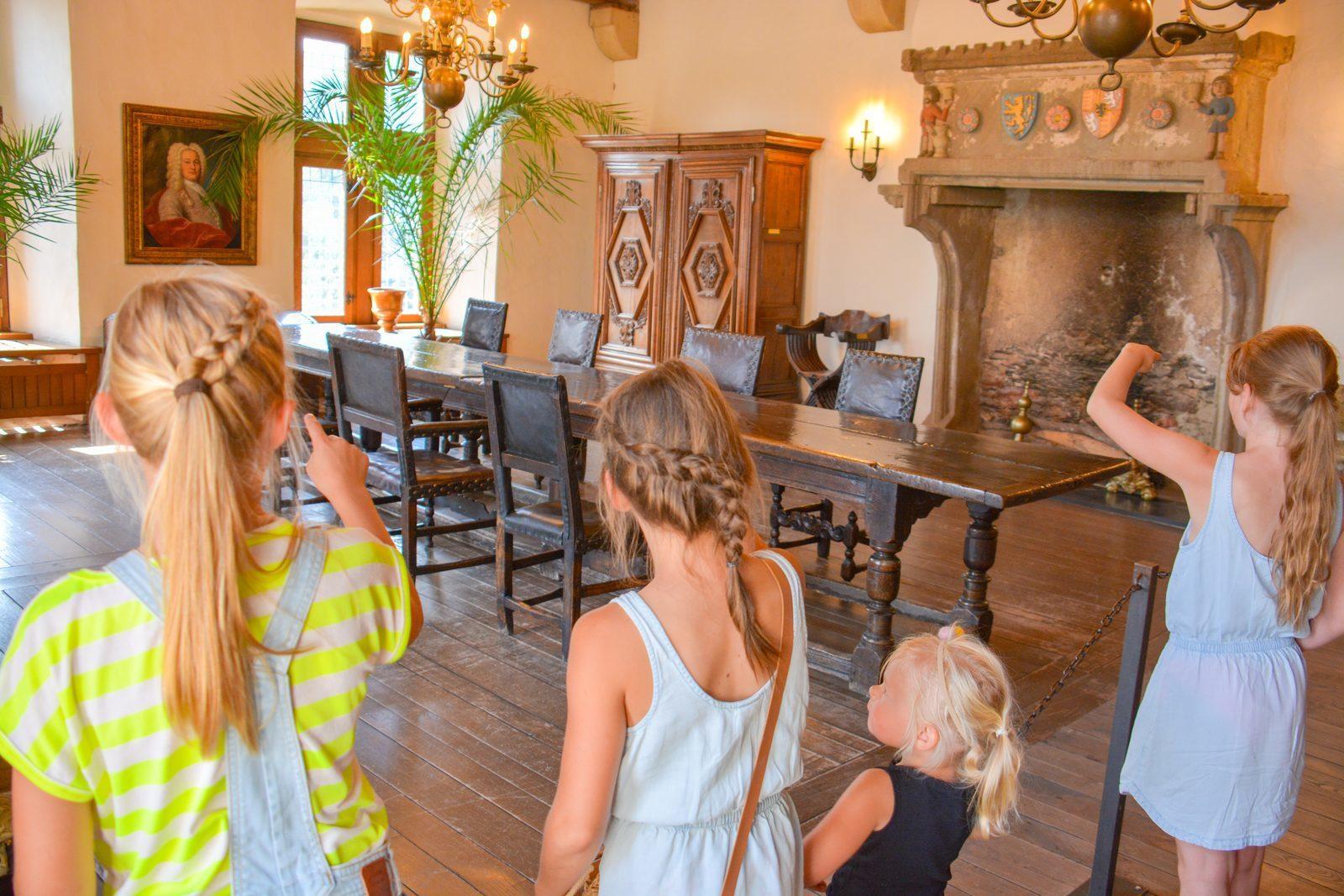 Historische Vianden bezoek vanaf vakantiepark Walsdorf