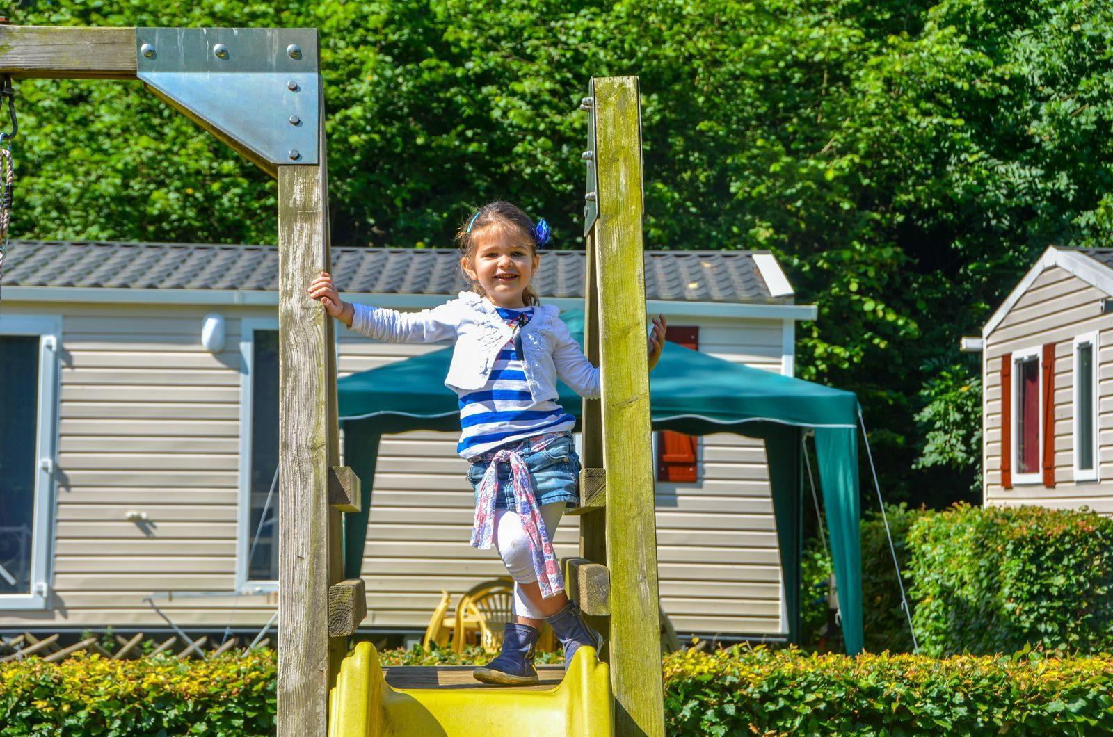 Kinderen Beter Uit vakantieparken Walsdorf