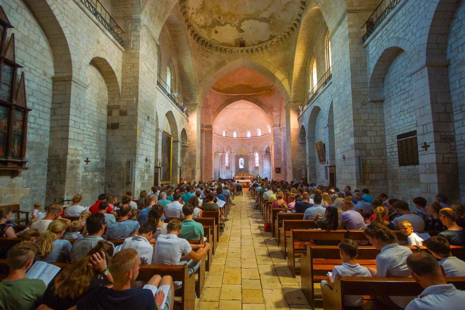 Kerkdienst Souillac