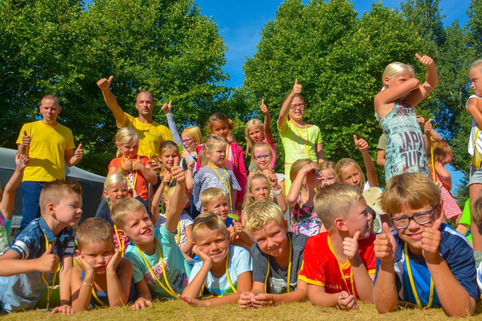 Kinderland op Beter Uit vakantiepark La Draille