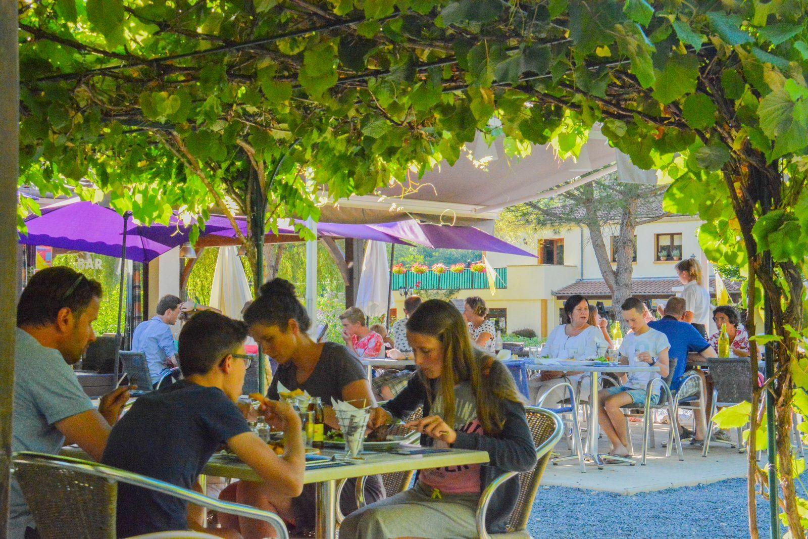 Restaurant of La Draille
