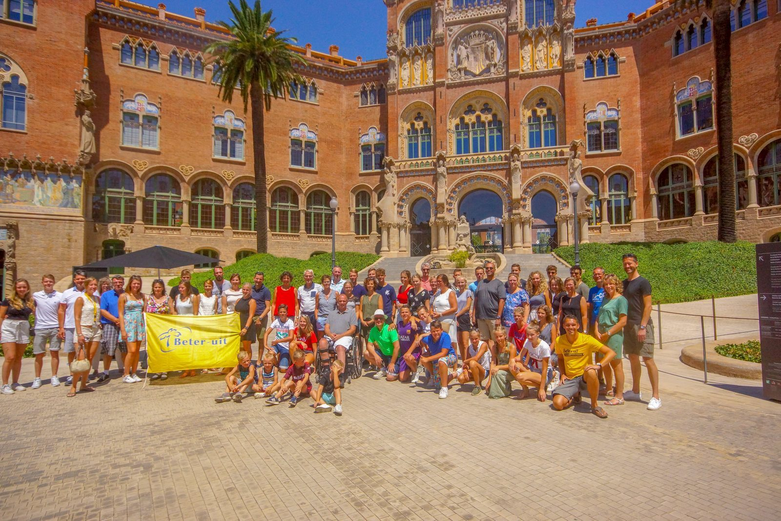 Barcelona vanaf Beter Uit vakantiepark Vell Emporda