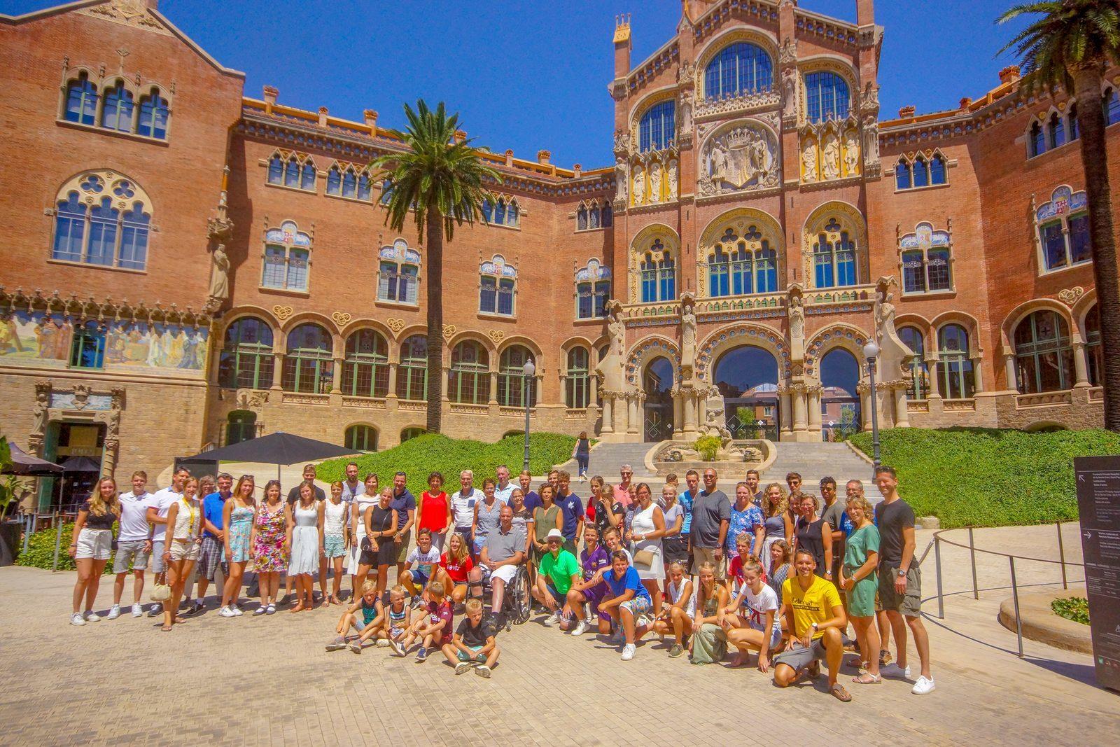Groep Beter Uit Barcelona