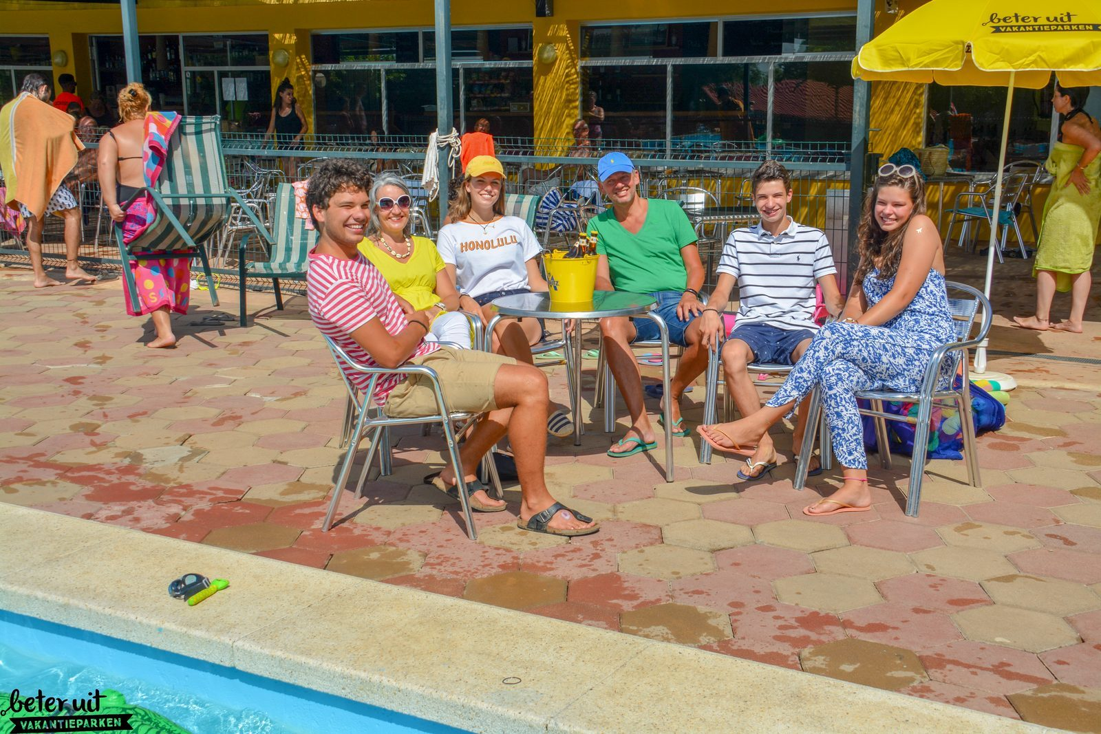 Terras Vell Emporda zwembad