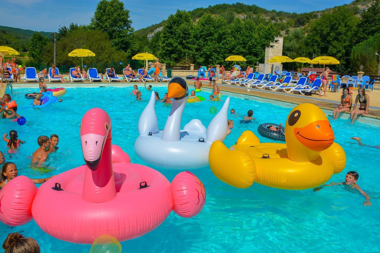 Zwembad La Draille
