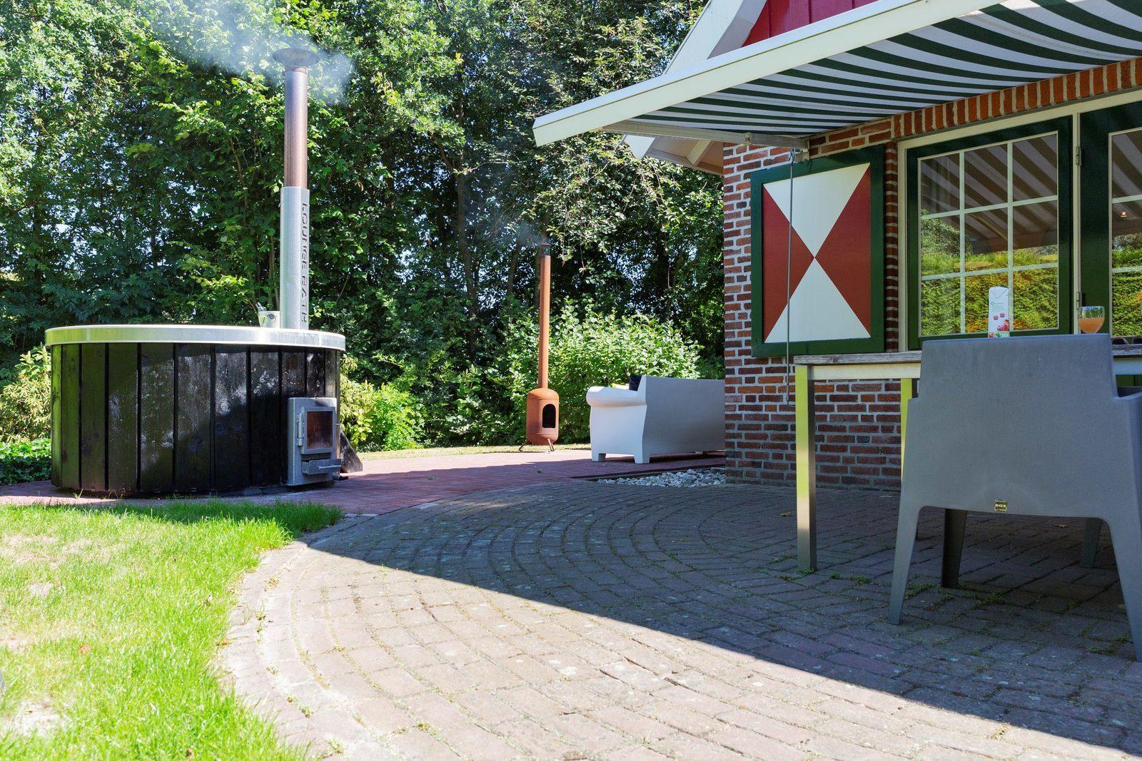 Onthaasten in de Achterhoek wellness vakantiehuizen