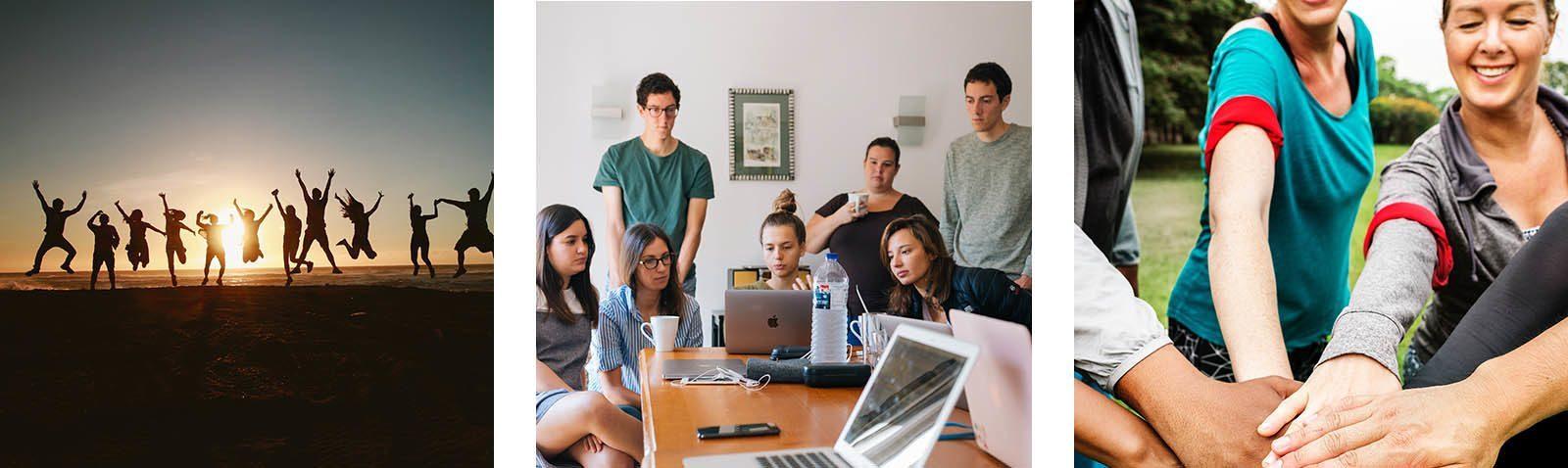 Teambuilding - teamweekend
