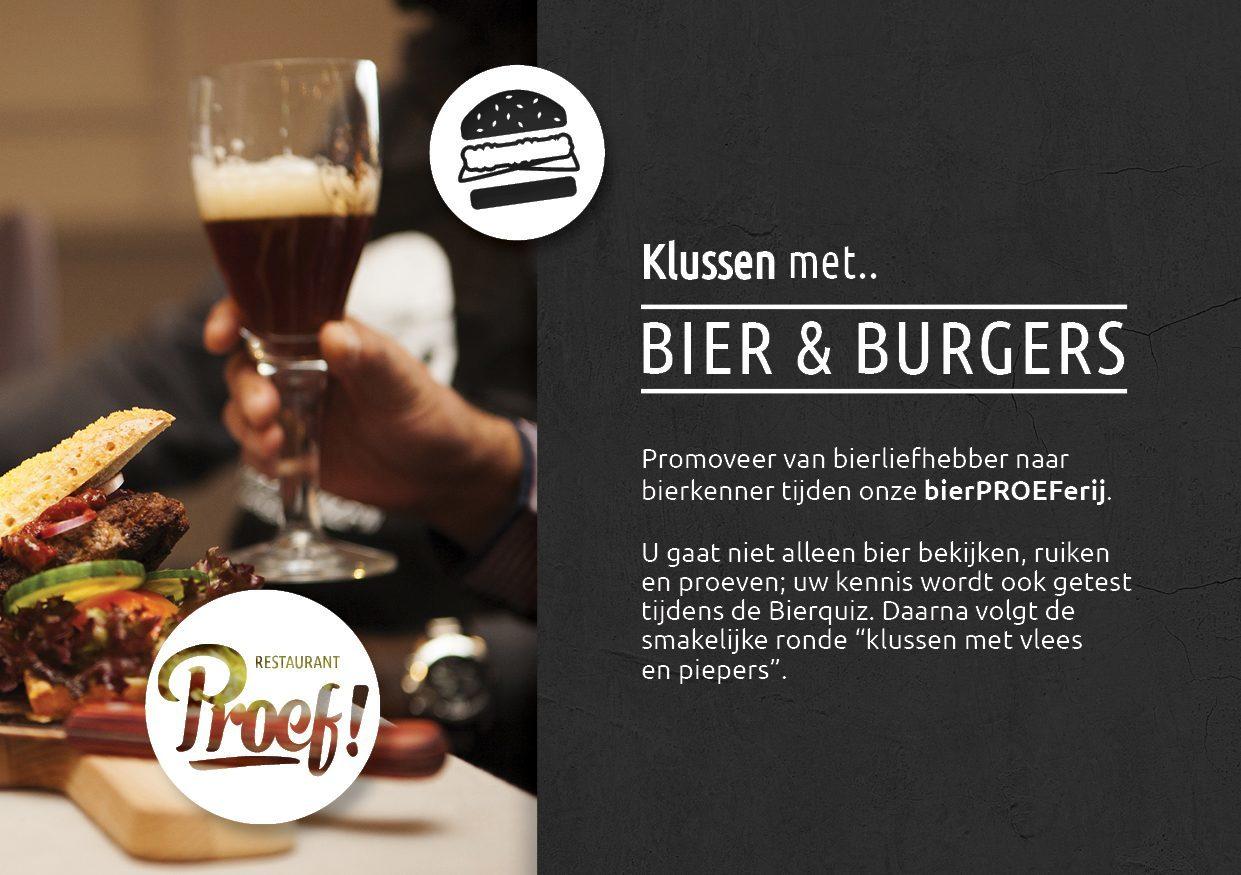 Kookworkshop Klussen met Bier & Burgers in Voorthuizen