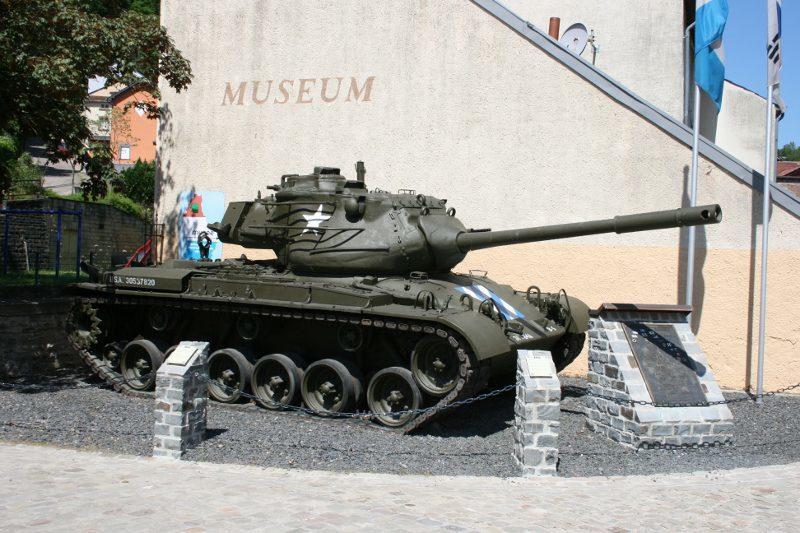 Oorlogsmuseum Diekirch