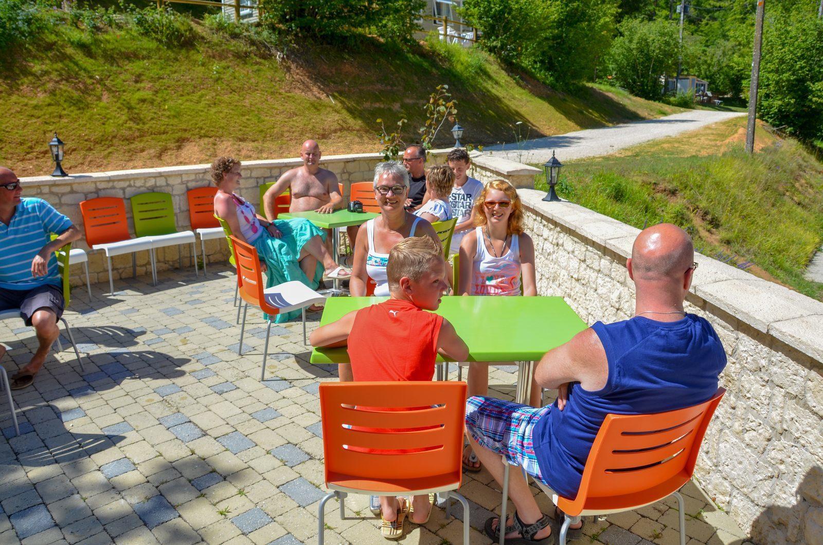 Bon Appétit op Beter Uit vakantiepark La Draille