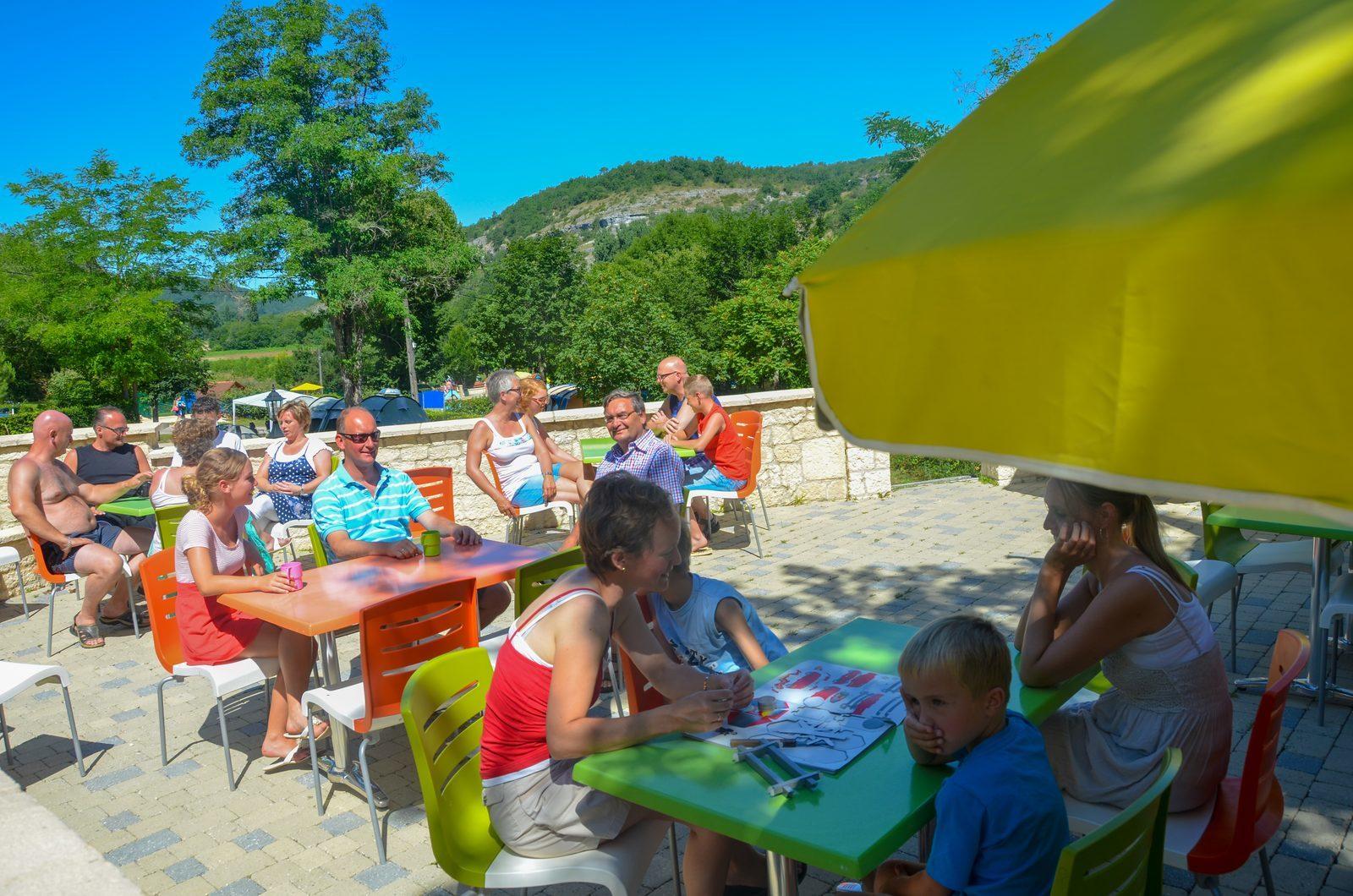 Bon Appétit at Beter Uit holiday park La Draille