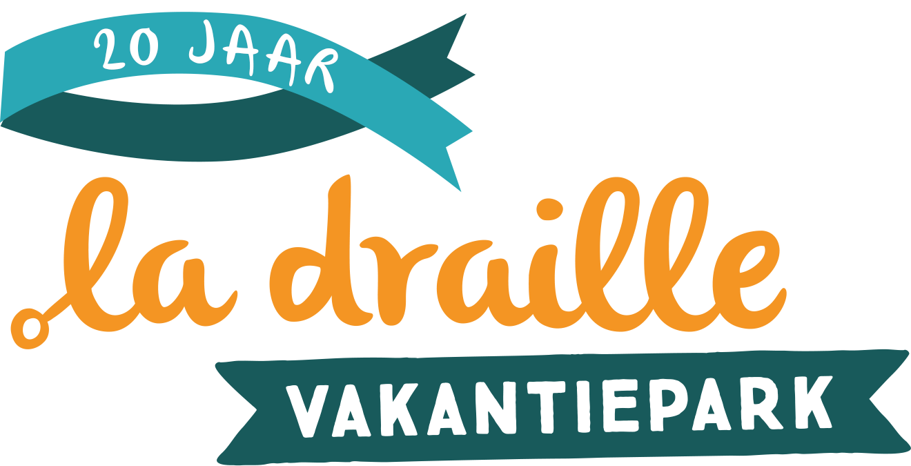 Logo La Draille 20 jaar