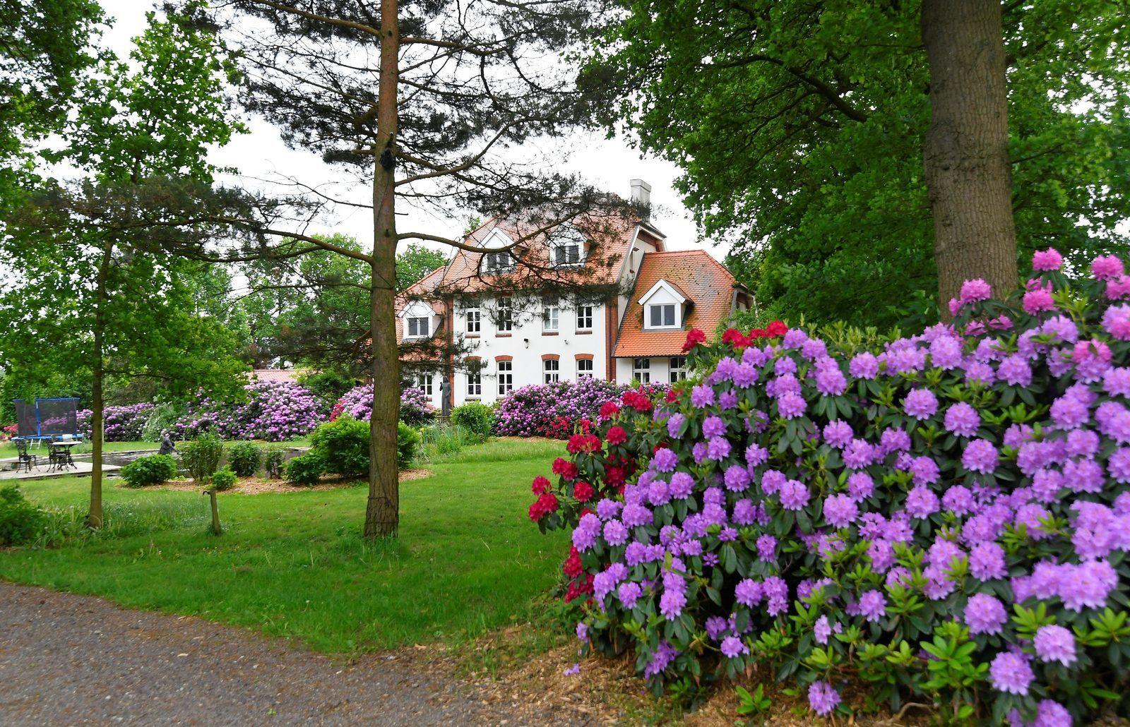 Landhuis Wielen wellness vakantiehuis in Duitsland