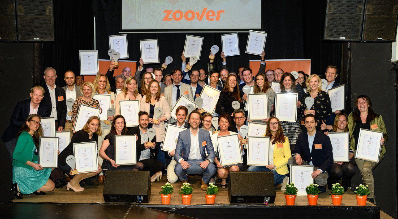 TopParken für einen weiteren Zoover-Award nominiert!
