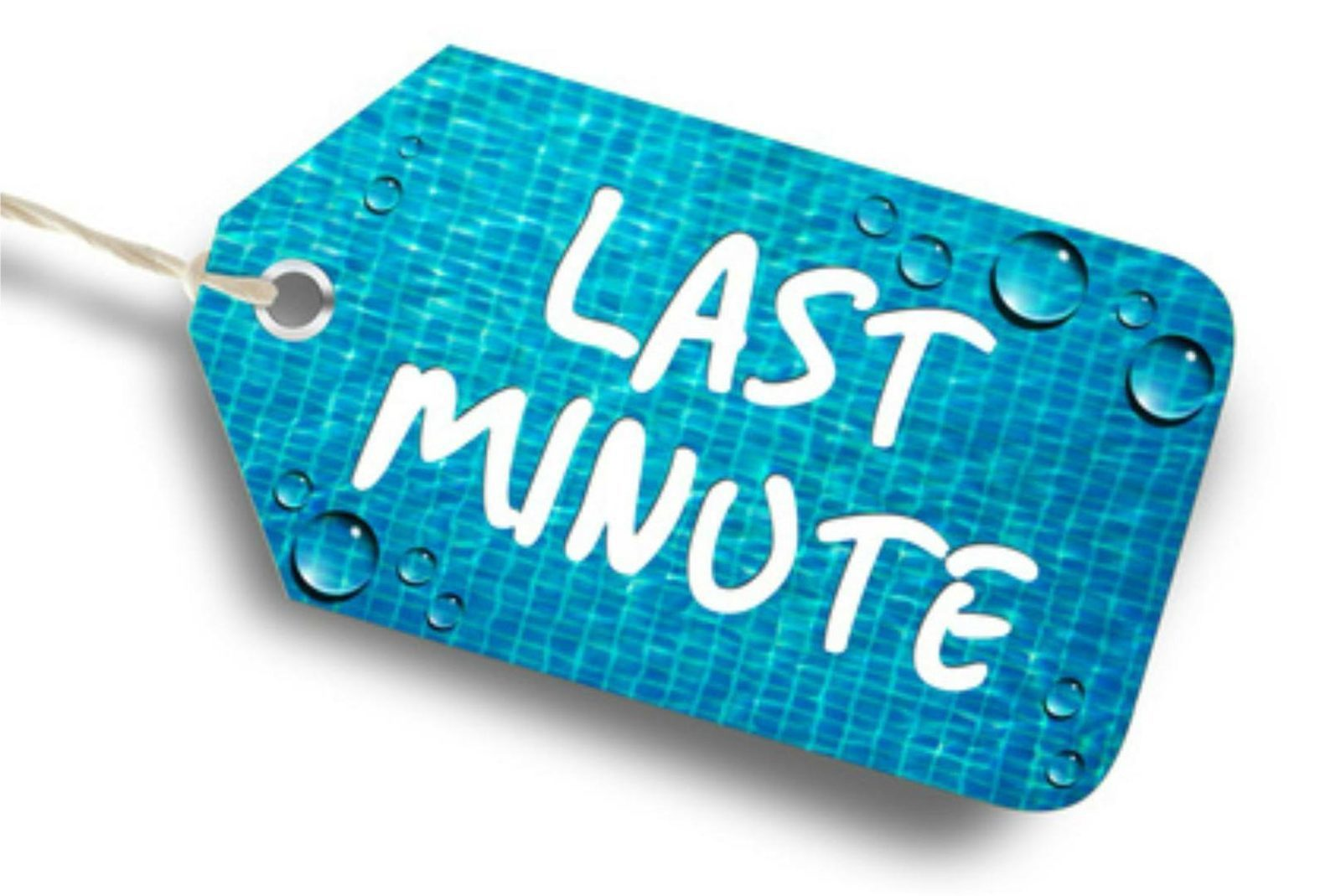 Last Minute Aktie 25%