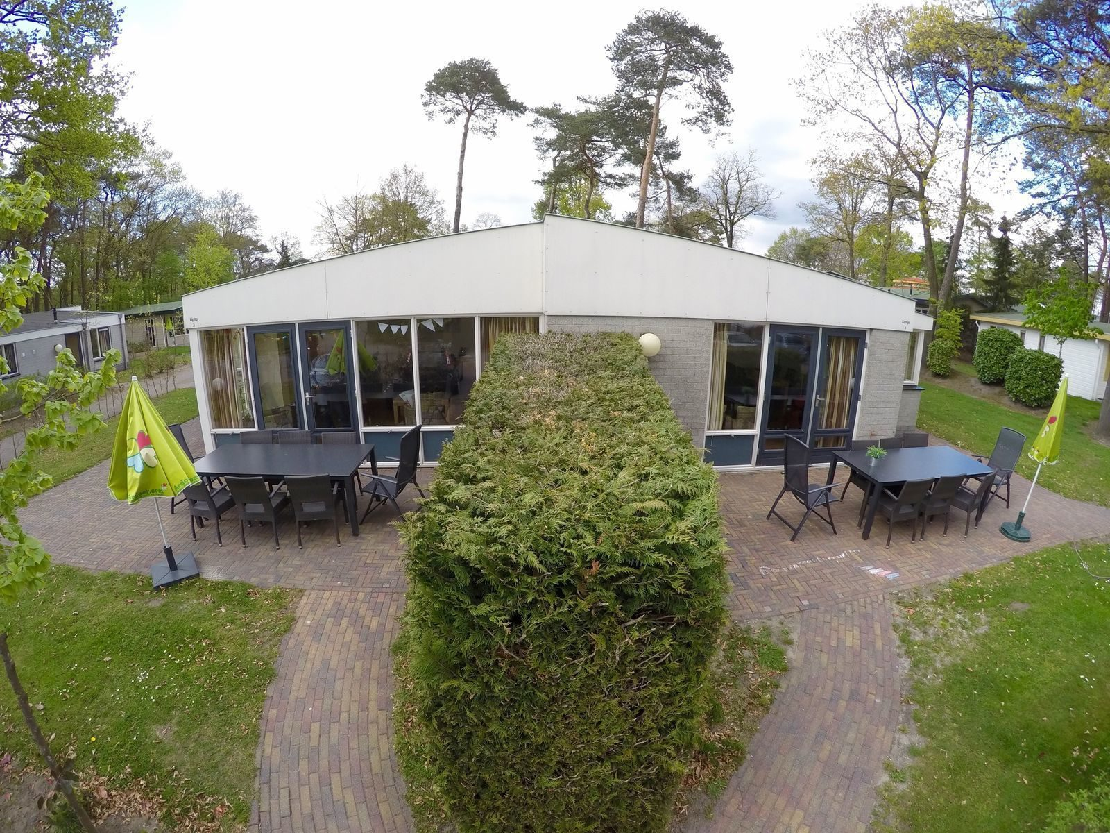 Holiday home Veluwe 12 persons