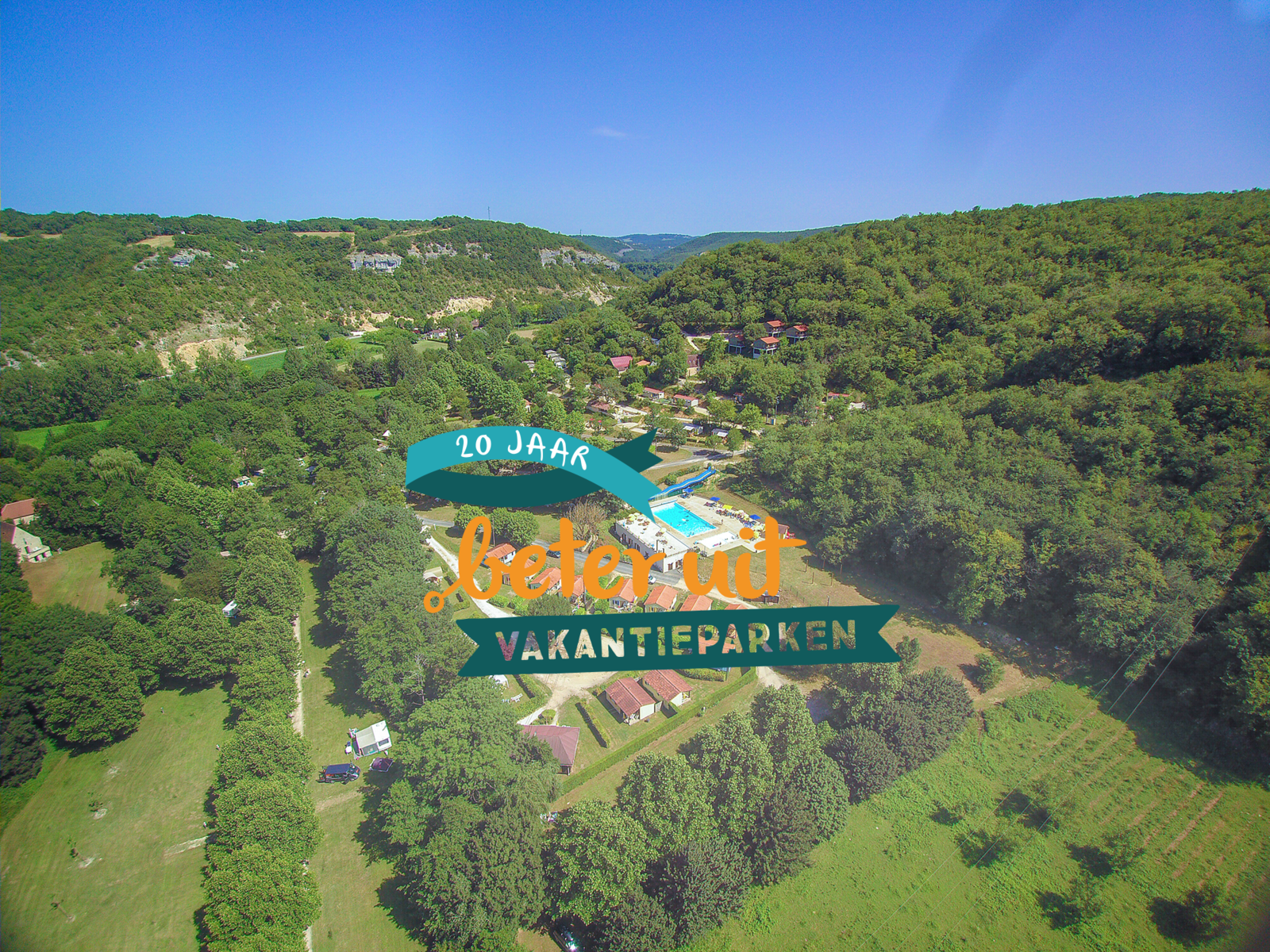 20 jaar vakantieparken
