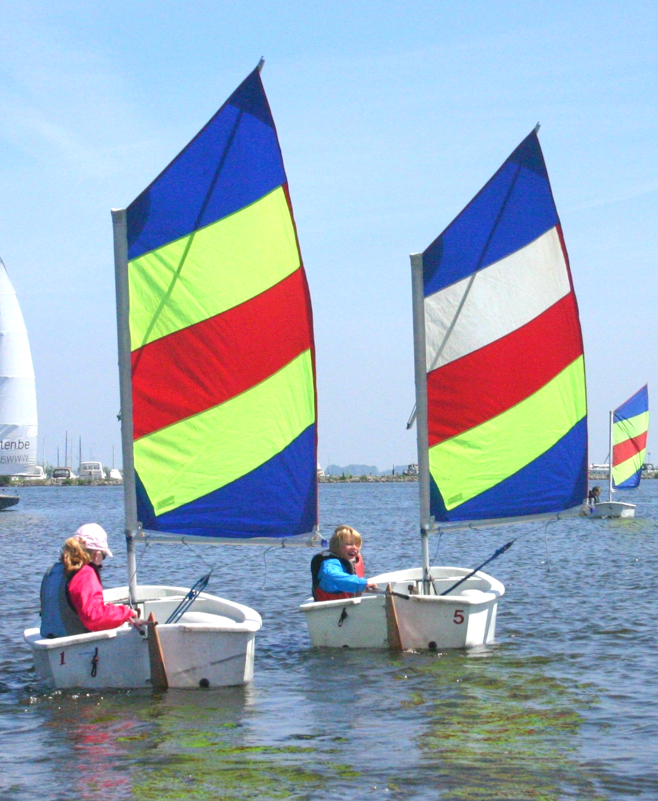 Sailing school De Randmeren