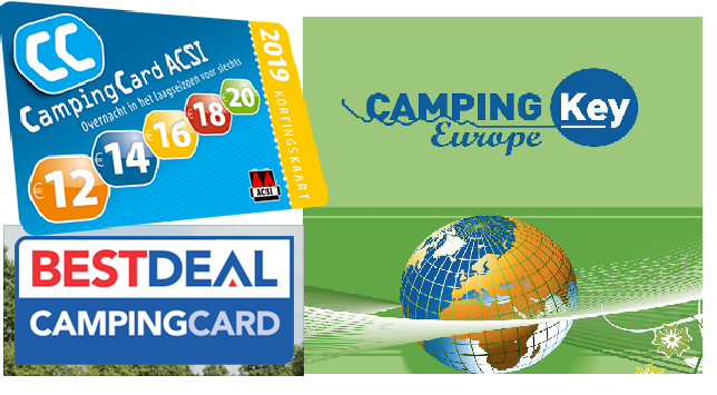 ACSI, Camping key & Best Deal