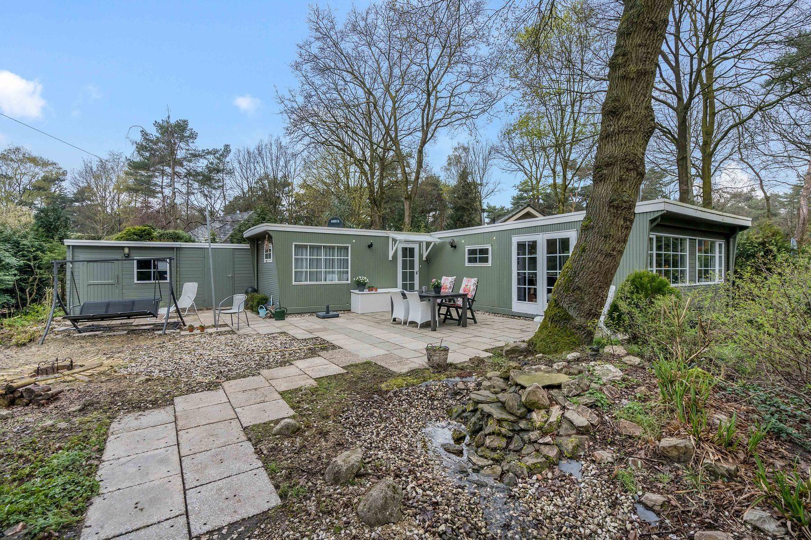 Houten bungalow 12b-272 |Hertenlaan 7